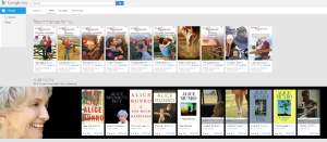 Google Play Book Store