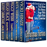 Bargain Holiday Special-$0.98 Magical Holiday Boxset of 5 Hero Christmas stories by an eclectic bunch of authors!